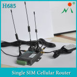 2g/3G/4G Cellular Router met WiFi, GPS Features