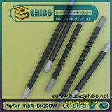 Tipo elementos de Rod de aquecimento do SIC, elemento de Rod do carboneto de silicone