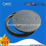 B125 En124 SGS 600 * 30mm Circulaire Manhole Cover