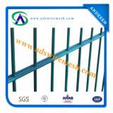 Esgrima de malha soldada horizontal dupla ISO 9001