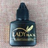 공장 제조자 도매 한국 오래 견딘 숙녀 Black Eyelash Extension Glue