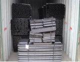 호주 까만 가연 광물 강철 담 Post/1650mm 긴 별 말뚝