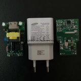 Chargeur rapide du mur USB de téléphone neuf pour Samsung S8