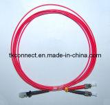 MTRJ-Cable de fibra óptica ST