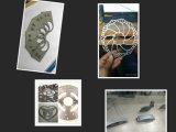 700W, 1000W, 1500W, 2000W, 3kw, cortadora del laser de la fibra 4kw con Ipg, potencia de Raycus