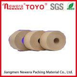 シーリングカートンの習慣のロゴのために紙テープ熱い溶解によって印刷されるクラフト