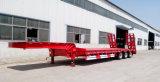 3-as 60tons de Lage Aanhangwagen Truck&#160 van het Bed;