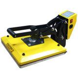 方法黄色15 ' x15の高圧Tシャツの熱伝達の出版物機械