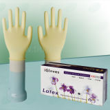 Устранимые перчатки рассмотрения латекса - медицинская ранг и промышленная ранг