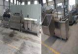 Jinan norme de fabricant de puces de pommes de terre fraîches semi-automatique Making Machine