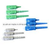光ファイバコネクターのための(SC、MU、FC、ST、LC)