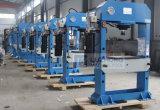 Работа магазина 63 тонн гентри лампа гидравлического пресса машины (HP-63)