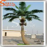 熱い販売の安い人工的な鋼鉄ココヤシの木は木を植える