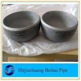 Tampão de extremidade dos encaixes de tubulação do aço do carbono de ASTM A234 Wpb Sch40