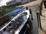 8.2m весь сваренный Ce рыбацких лодок разбивочного пульта, котор алюминиевый аттестовал