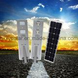 30w panneau solaire Rue lumière LED intégrée Liste de prix