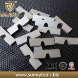 Этап диаманта формы w изготовления Китая для мрамора гранита вырезывания