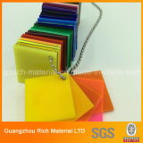 Упорный лист пластическая масса на основе акриловых смол бросания для гнуть/вырезывание/лист плексигласа гравировки