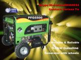 générateur d'essence de Poratable de l'armature 3.0kw ouverte