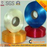 Mezclado colorido trenzado y fibra de polipropileno de alta tenacidad