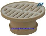 PVC床のトラップカバー型