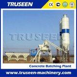 Usine de traitement en lots concrète de la qualité 25 M3/H de la Chine mini