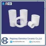 Tubo cerâmico de alumina para revestimento de desgaste