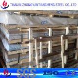 Strato di alluminio Polished 6061 T6 nel prezzo dell'alluminio 6061 con il PVC