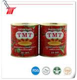 Alta calidad de las conservas de pasta de tomate para Turquía