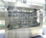 машина запечатывания бутылки пищевого масла 5L заполняя покрывая