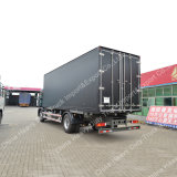 Caja de carga Van Truclk servicio pesado de carga Camión de Carga