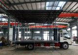 4X2 이동할 수 있는 단계 성과 차량 20 M2 확장 가능한 단계 트럭