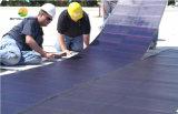 288W rodado encima del panel solar flexible del silicio amorfo para el terraplén (SND44-288)