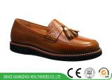 술을%s 가진 안락 신발이 형식 신발 가죽 사업에 의하여 구두를 신긴다