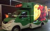 Minimobile LED, das Fahrzeug mit wasserdichtem HD Bildschirm bekanntmacht