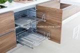 N&L europäischer Hauptmöbel Kraftstoffregler-Küche-Schrank mit Türen
