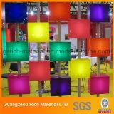 Folha de plástico em acrílico colorido para iluminação de LED/Perspex Plexiglass Board