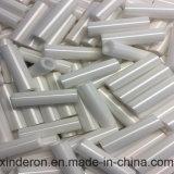 Tubos de cerámica del Zirconia de alta densidad con el diámetro interno Polished y el diámetro externo