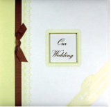 "12 ""X12"" Craft Handmade Wedding Scrapbook Album"