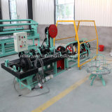 Linha Duplo Arame farpado fazendo a máquina
