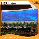 Mur d'intérieur polychrome de vidéo du signe DEL de l'Afficheur LED P1.6