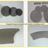 ステンレス鋼の金網フィルターディスクかステンレス鋼フィルターディスク