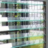 Claro Disparador de flotación de la rejilla de vidrio para persianas y cortinas