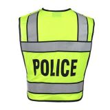 Maglia riflettente di sicurezza di modo di alta qualità per la polizia
