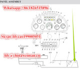 Sdlg LG956 LG968 바퀴 로더 예비 품목 기름 수평 센서 Rg2268-M16A 4130000269