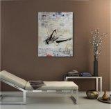Pittura a olio decorativa ed astratta