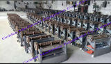 Van het Diesel van China de Maïs die Graan van de Motor de Dorsende Machine van de Dorser van de Schiller schillen