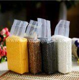 Zoll geprägte Vakuumbeutel für Nahrungsmittelverpackung, Nahrungsmittelpaket-Beutel