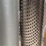 De roestvrij staal Geperforeerde Bladen van het Metaal