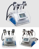 5 in 1 corpo di ringiovanimento della pelle di radiofrequenza di Mutipolar rf di cavitazione di ultrasuono 40k bio- che dimagrisce la macchina di bellezza di perdita di peso